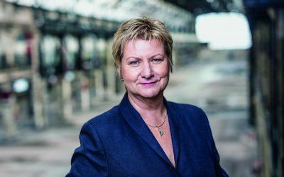 Sylvia Löhrmann zu Gast in Wiehl