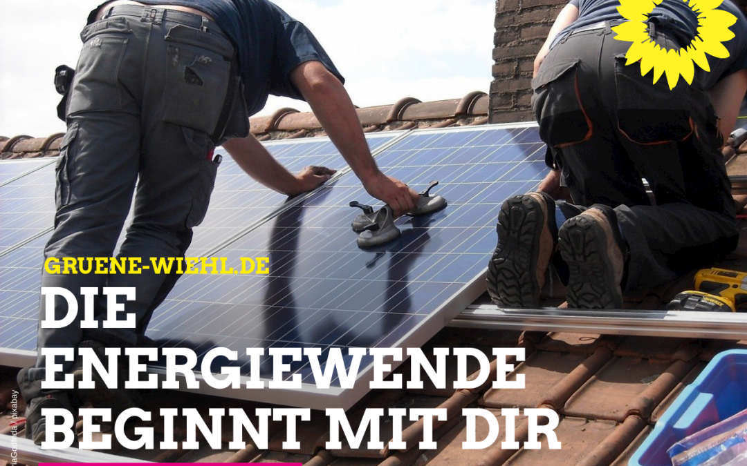 Klimafasten Tag 14 – Energiegenossenschaften