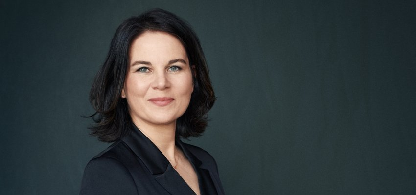 Annalena Baerbock mit 98,5% als Kanzlerkanditadin bestätigt