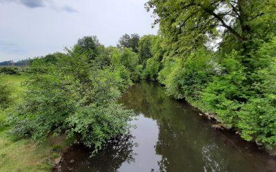 Hochwassergefahr in Wiehl
